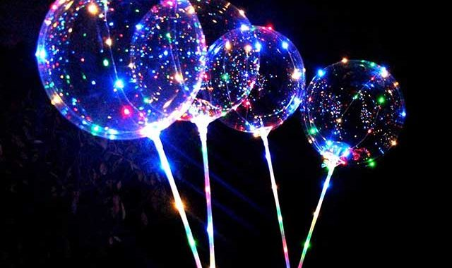 LED-balloons